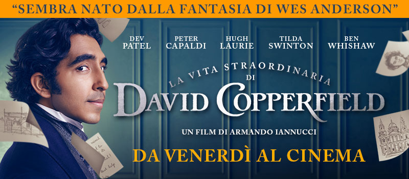 Acquista La vita straordinaria di David Copperfield