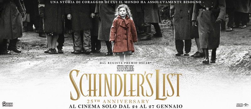 Schindler's List - 25th Anniversary