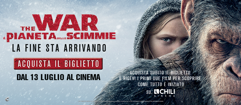 Acquista The War, in regalo i primi due film della saga su Chili!