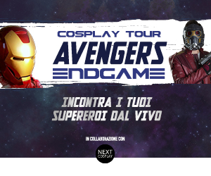 Cosplay Tour Avengers: Endgame