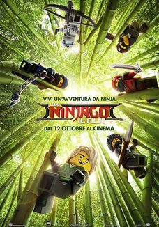 Lego Ninjago Movie De