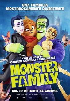 Monster Family - Autism Friendly Autism Screening
