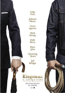 (O.V.) Kingsman - The Golden Circle