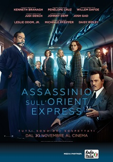 (O.V.) Murder On The Orient Express