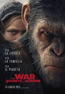 (O.V.) War for the Planet of the Apes