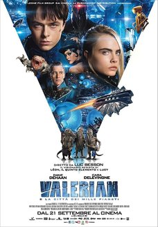 (O.V.) Valerian And The City Of A Thousand Planets