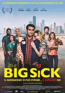 The Big Sick - Il matrimonio si può evitare, l'amore no