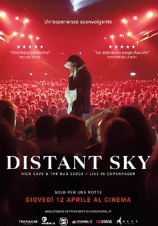 Distant Sky - Nick Cave & The Bad Seeds. Live in Copenhagen