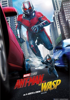 (O.V.) Ant-Man And The Wasp