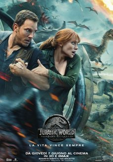 (O.V.) Jurassic World: Fallen Kingdom