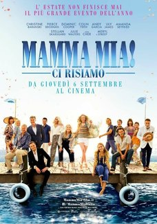 (O.V.) Mamma Mia! Here We Go Again