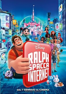(O.V.) Ralph Breaks The Internet