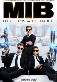 Men In Black: International De