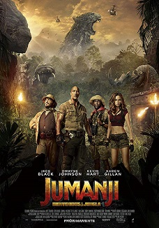 Jumanji: The Next Level Sala Screenx