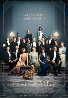 (O.V.) Downton Abbey