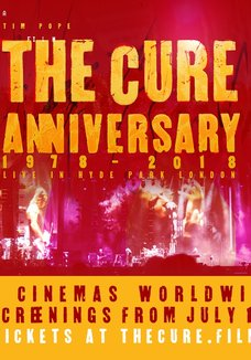 The Cure - Anniversary 1978-2018 Live In