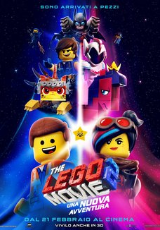 The Lego Movie 2 De
