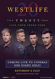 Westlife - The Twenty Tour Live