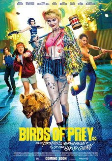 Birds Of Prey Sala Screenx