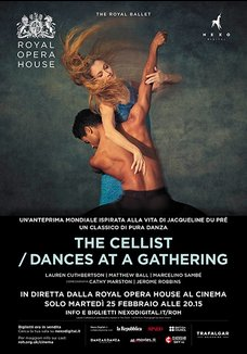 The Cellist/Dances At A Gathering Roh