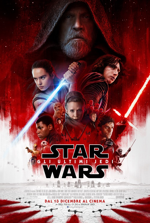 (O.V.) Star Wars: The Last Jedi