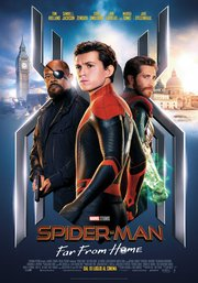 (O.V.) Spider-Man: Far From Home