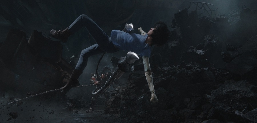 Alita - Battle Angel De