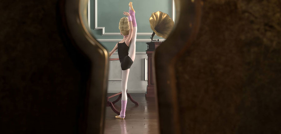 Ballerina - Friendly Autism Screening