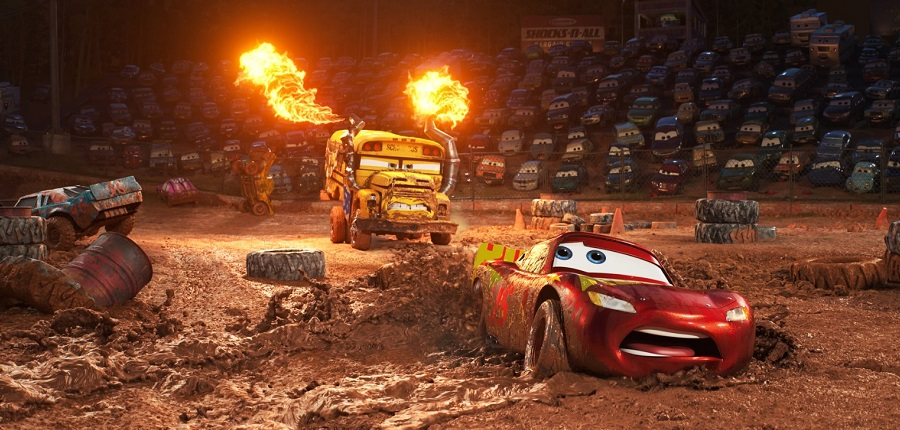 Cars 3 - Friendly Autism Screening