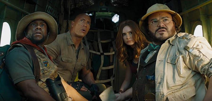 (De) Jumanji: The Next Level