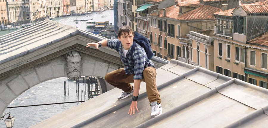 Spider-Man: Far From Home De