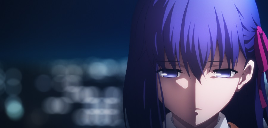 Fate/stay night: Heaven?s Feel 1. Presage Flower