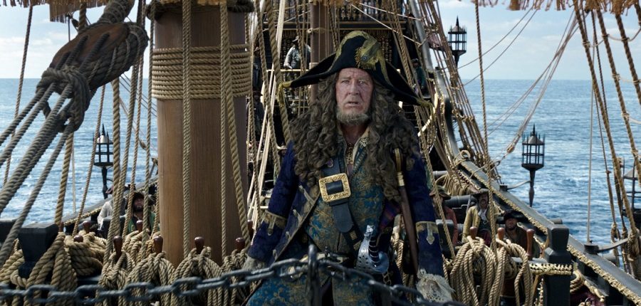 (O.V.) Pirates Of The Caribbean: Dead Men Tell No Tales