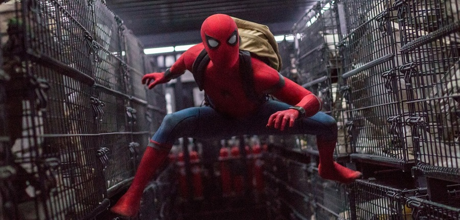 (O.V.) Spider-Man: Homecoming