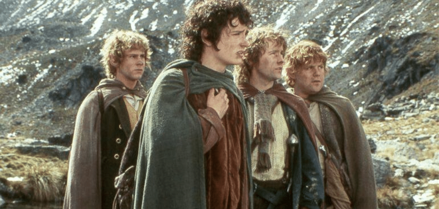 (O.V.) The Lord of the Rings - The Fellowship Of The Ring 4K