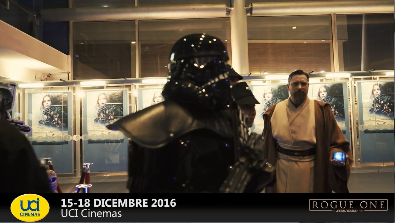 Rogue One @UCI Cinemas Pioltello | Milano